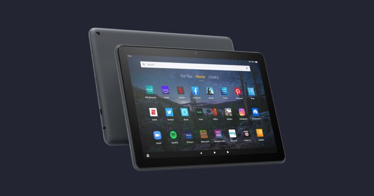 Amazon Fire HD 10 (2021) Review: Still Great Value – WIRED