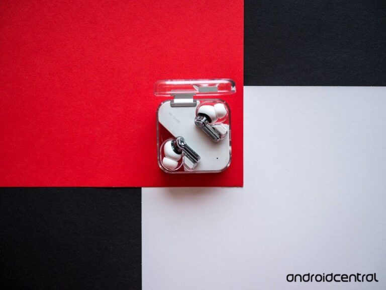 Nothing ear (1) review: Unique design, phenomenal sound – Android Central