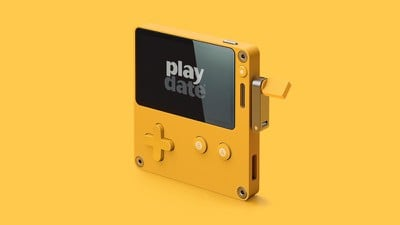 'Playdate' Handheld Game System Now Available for Pre-Order – MacRumors