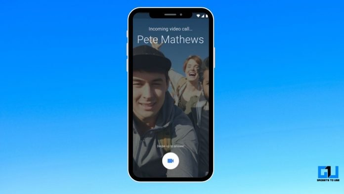 Stop Getting Random Video Calls On Google Duo on Android, iPhone, or Web – Gadgets To Use – Gadgets To Use